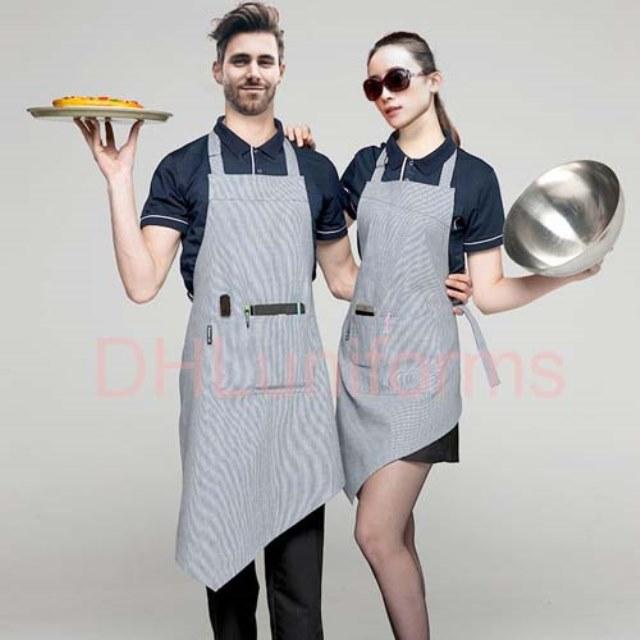 Tạp dề đầu bếp là trợ thủ đắc lực